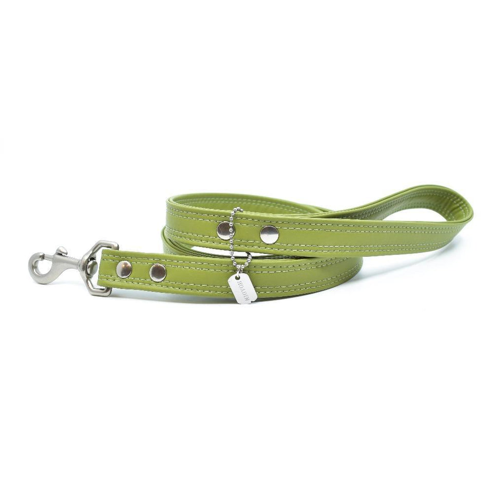JADE Sileather™ leash (vegan, waterproof)