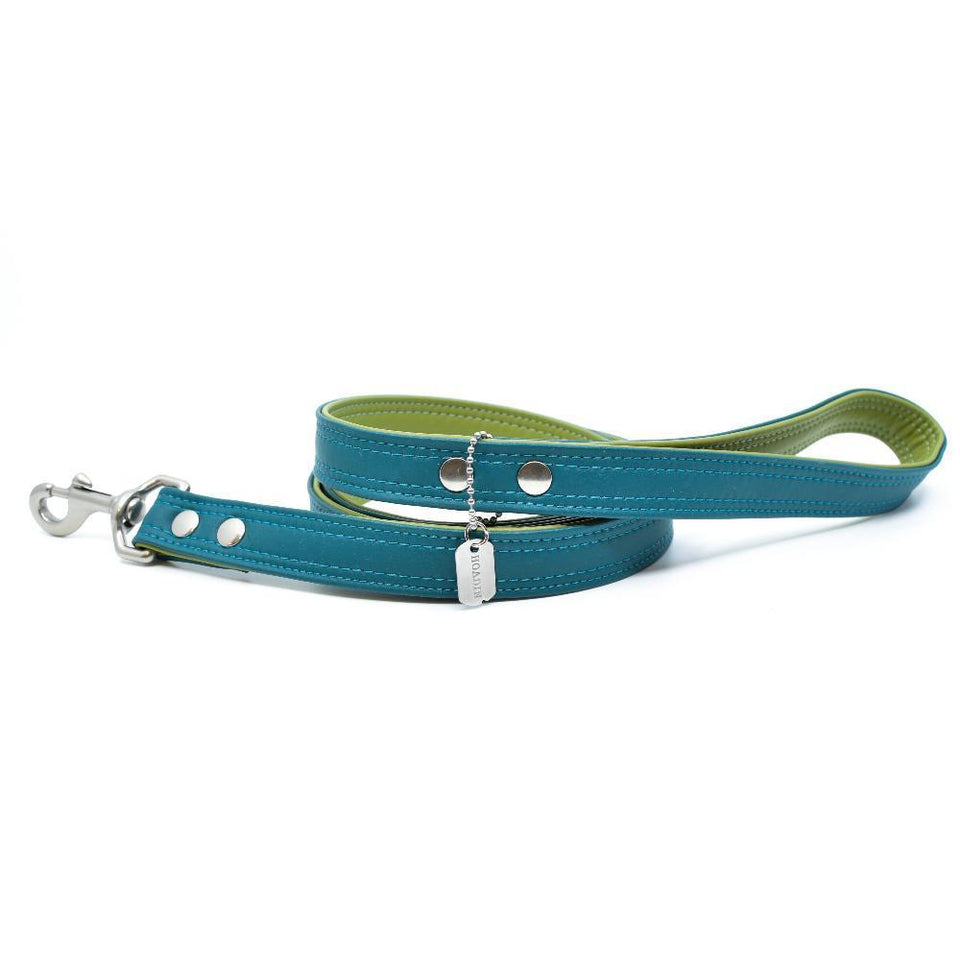 LA LAGUNE Sileather™ leash (vegan, waterproof)