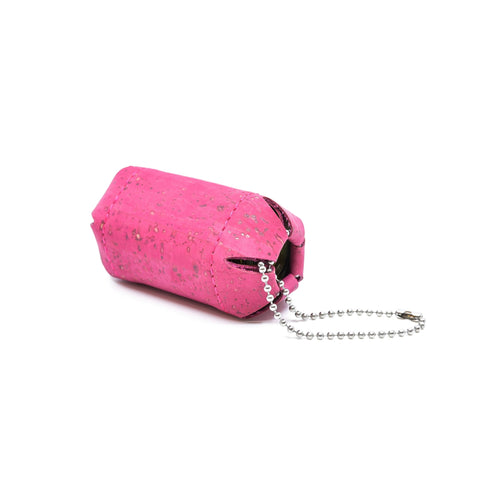 MERDE ARRIVE: bag holder (rose)