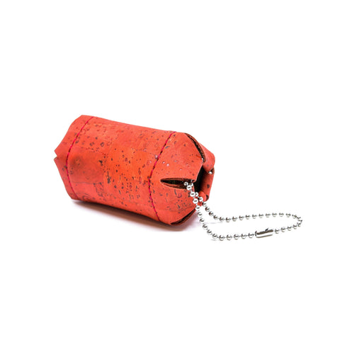 MERDE ARRIVE: bag holder (flame)