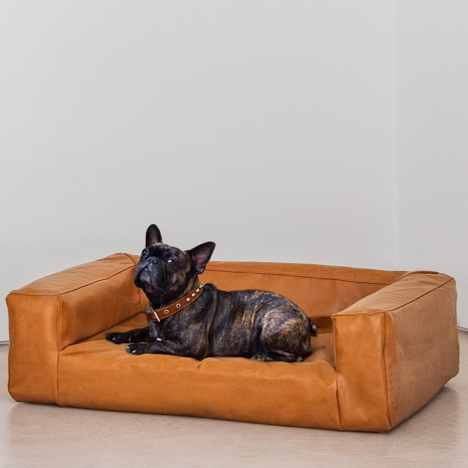 'SAVANNAH SADDLE' orthopedic dog sofa (3 sizes)