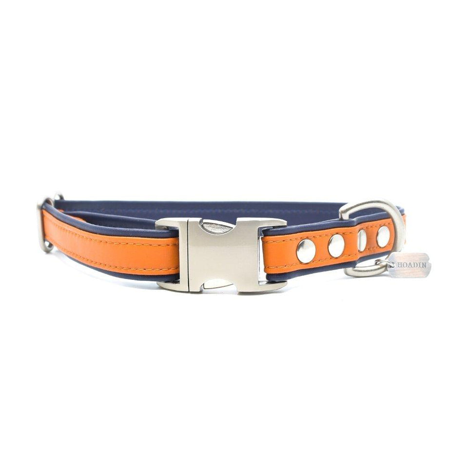 OTTO II Sileather™ collar (vegan, waterproof)