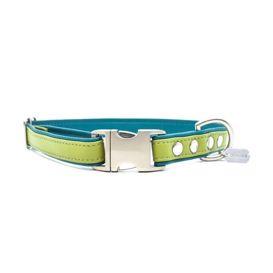 LA LAGUNE II Sileather™ collar (vegan, waterproof)