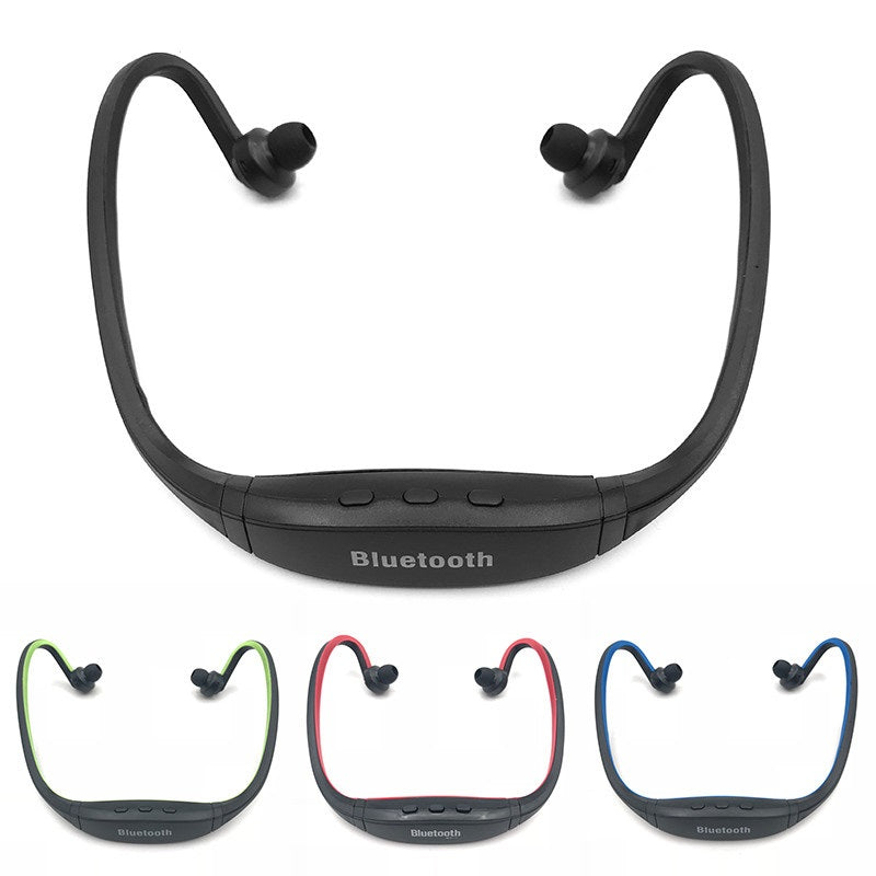 Bluetooth Earphones Handfree Sports Wireless S9 Headphone In-ear Headset with Mic Headphones