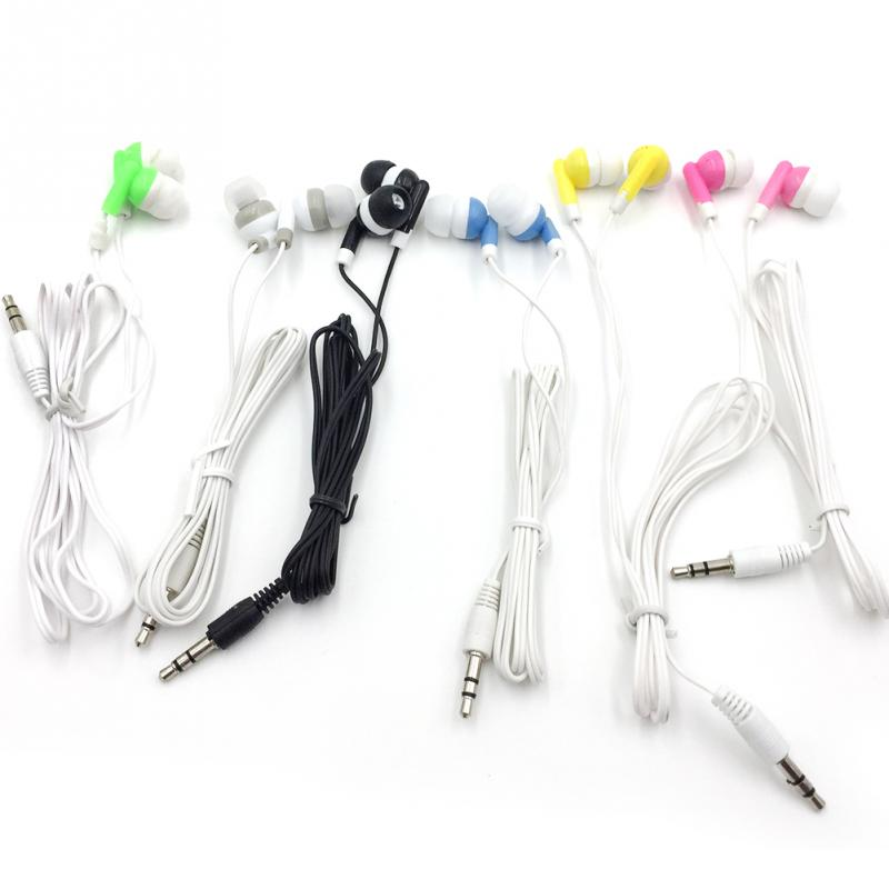 In-ear Earphone Earbuds Stereo Sport Headphone  for iphone Samsung Mobile phone Universal