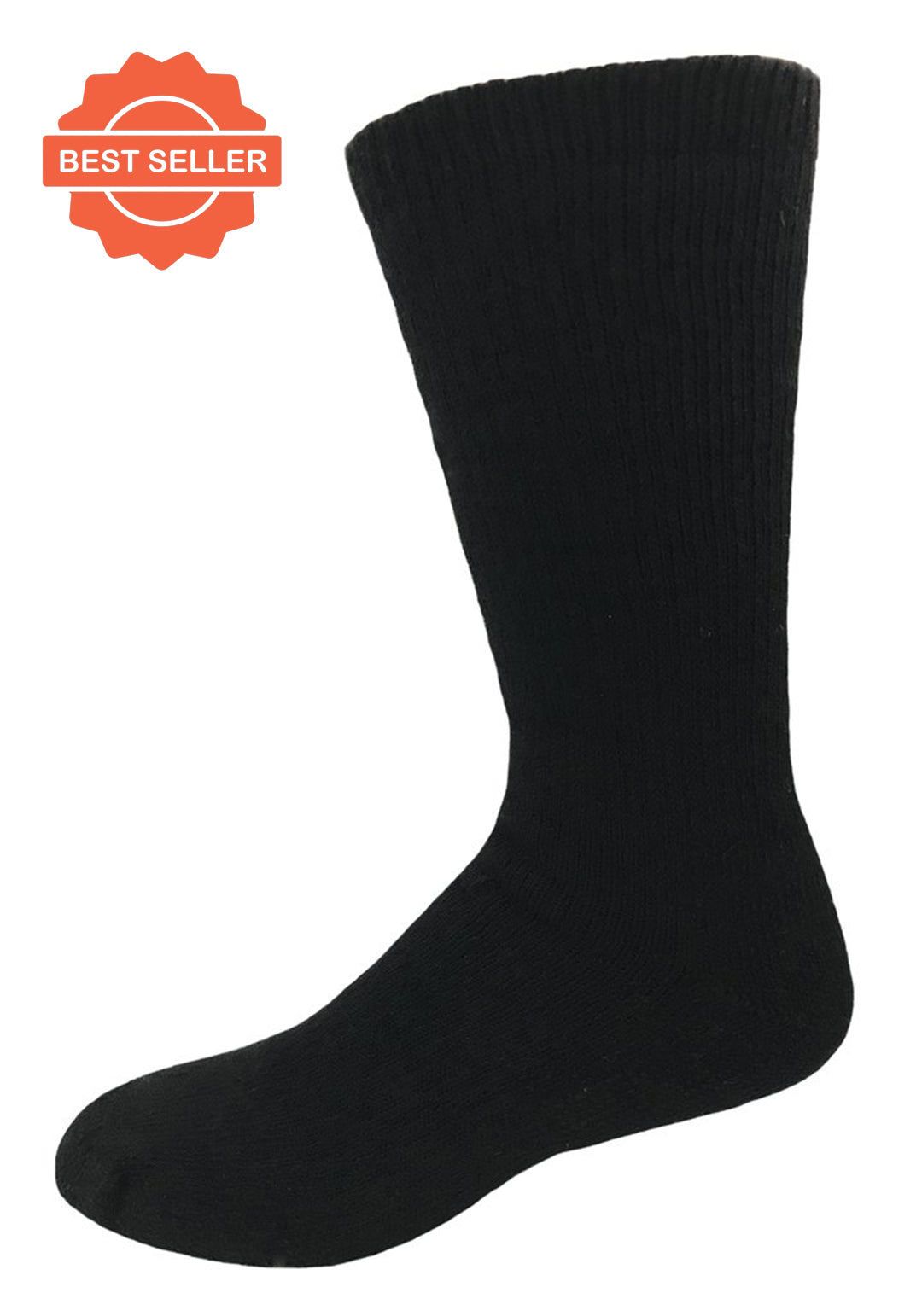 "The Adventure Heavy Weight 9"" Crew Sock"