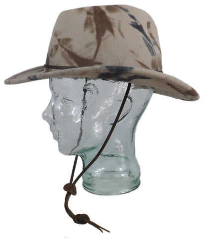Kentucky Royalty Alpaca Sportsman Hat: Camo