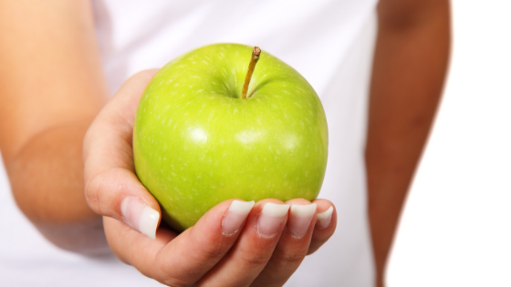 An Apple a Day (and a Healthy Lifestyle) Keeps the Doctor Away