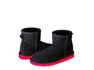 CLASSIC MINI R&B ugg boots. Made in Australia. Buy now pay later with Afterpay.