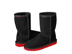 CLASSIC SHORT R&B ugg boots. Made in Australia. Free Shipping. Afterpay.