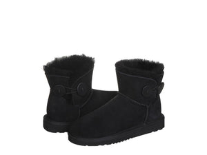 CLASSIC BUTTON MINI ugg boots. Made in Australia. Free Shipping. Afterpay.