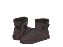 Load image into Gallery viewer, SALE. CLASSIC BUTTON MINI ugg boots