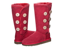 Load image into Gallery viewer, CLASSIC BUTTON TALL ugg boots. Made in Australia. Free Shipping. Afterpay.