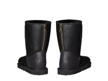 Load image into Gallery viewer, NAPPA SHORT ZIPPER ugg boots. Made in Australia. Free  Shipping. Afterpay.