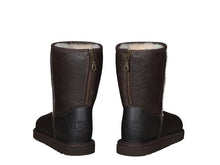 Load image into Gallery viewer, NAPPA SHORT ZIPPER ugg boots. Made in Australia. Buy now pay later with Afterpay.