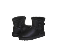 Load image into Gallery viewer, NAPPA BUTTON MINI ugg boots. Made in Australia. Free  Shipping. Afterpay.