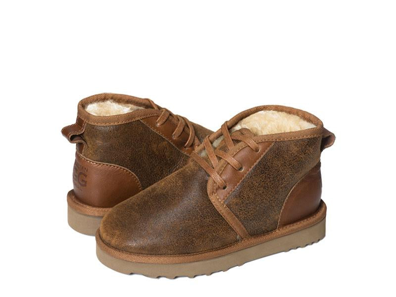 NEWMAN NAPPA LACE ugg boots. Made in Australia. Free  Shipping. Afterpay.