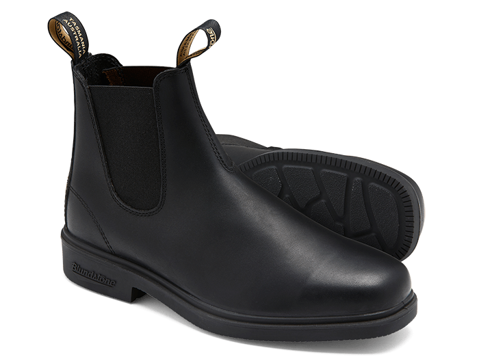 BLUNDSTONE 063 Leather Boots Black