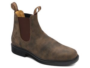 BLUNDSTONE 1306 Leather Boots Rustic Brown. FREE Shipping. Afterpay.