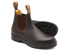 Load image into Gallery viewer, BLUNDSTONE 550 Leather Boots Brown