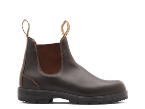 BLUNDSTONE 550 Leather Boots Brown