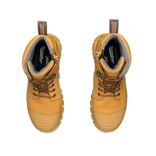 Load image into Gallery viewer, BLUNDSTONE 992 Leather Work Boots Wheat. FREE Shipping. Afterpay.