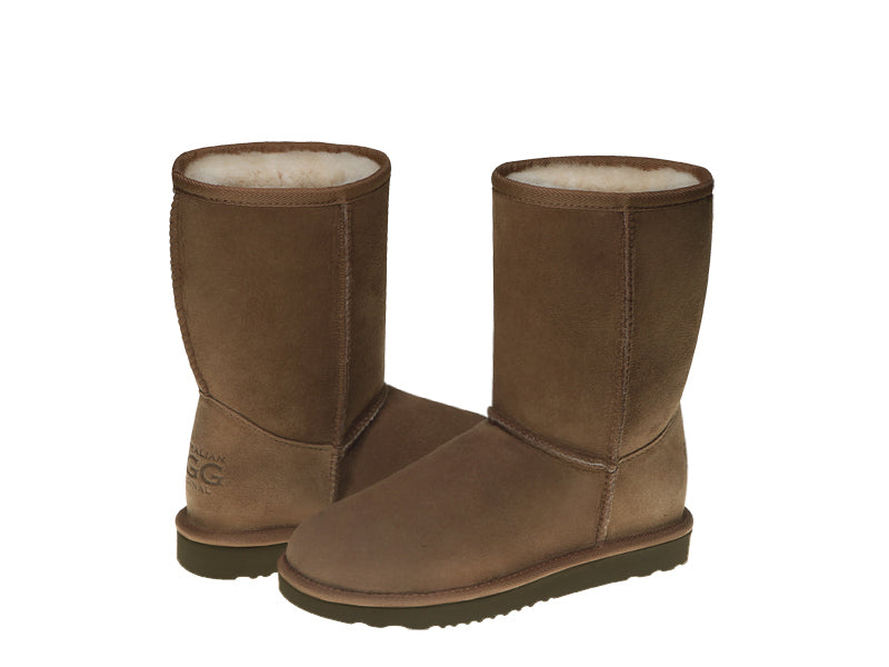 SALE: CLASSIC SHORT ugg boots. Made in Australia. Free Shipping. Afterpay.