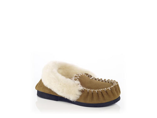 TASMANIAN sheepskin moccasins. FREE Shipping. Afterpay.