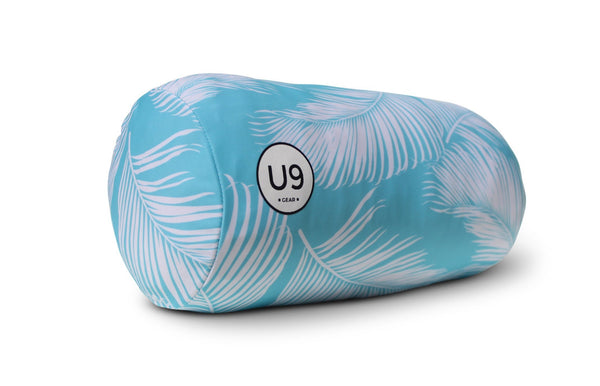 UNIT NINE Aqua Fern Beach Pillow