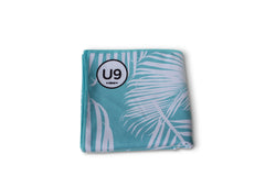 UNIT NINE Aqua Fern Beach Towel 2