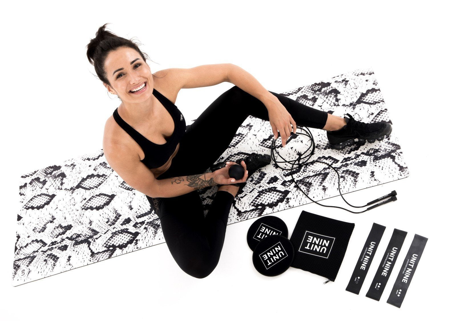 UNIT NINE Sweat Pack Plus Workouts