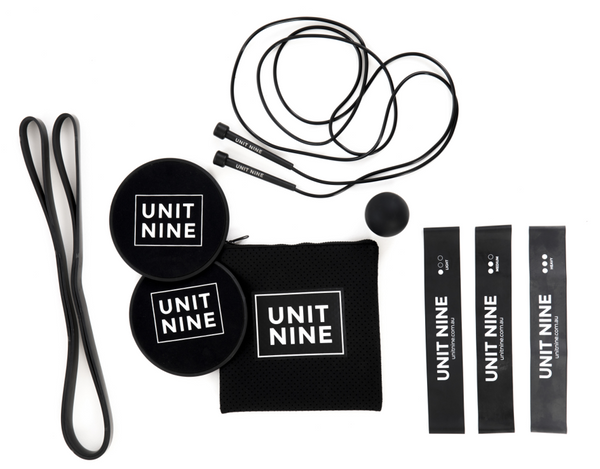 UNIT NINE Sweat Pack