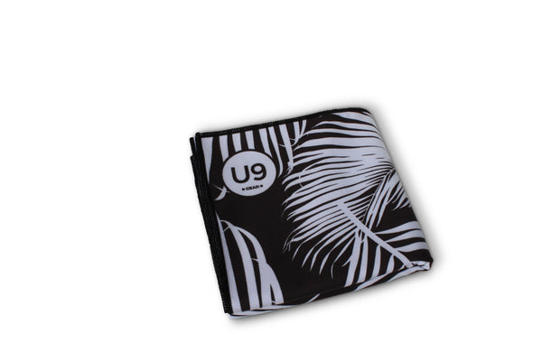 UNIT NINE Black Fern Beach Towel 2