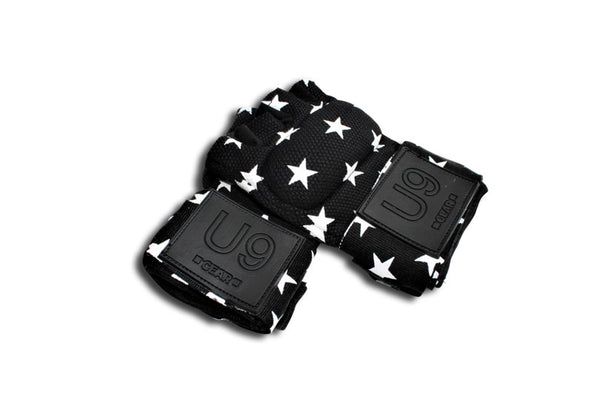 UNIT NINE Black Star Quick Wraps