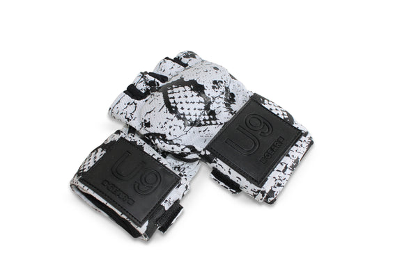 UNIT NINE White Python Quick Wraps
