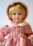 Doll in Pink Costume