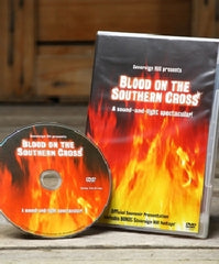 Blood on the Southern Cross DVD