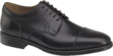 Branning Cap toe Black