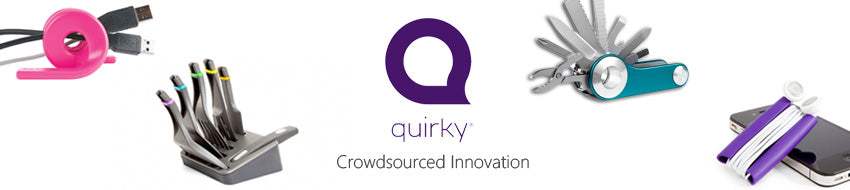 Quirky Products - Crowdsourced Innovation