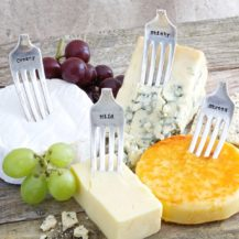 Vintage Cheese Markers