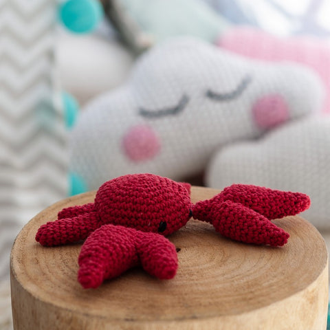 Hoooked DIY Crochet Kit - Crab