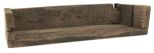 Rustic Shelf w/edges