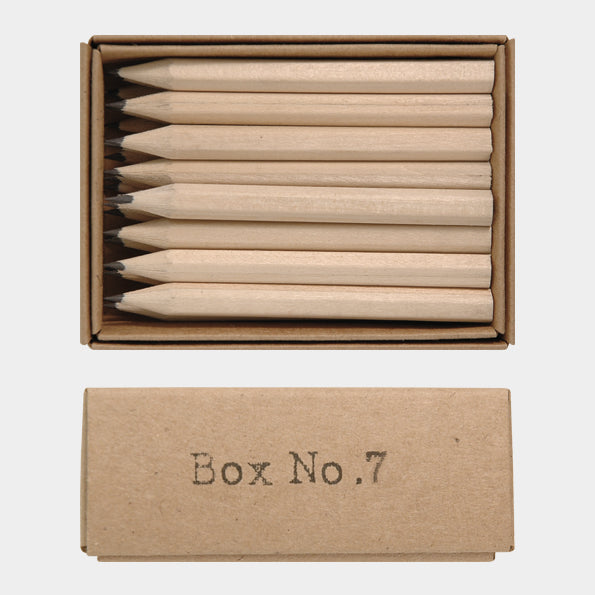 Box No7 Sharp Pencils