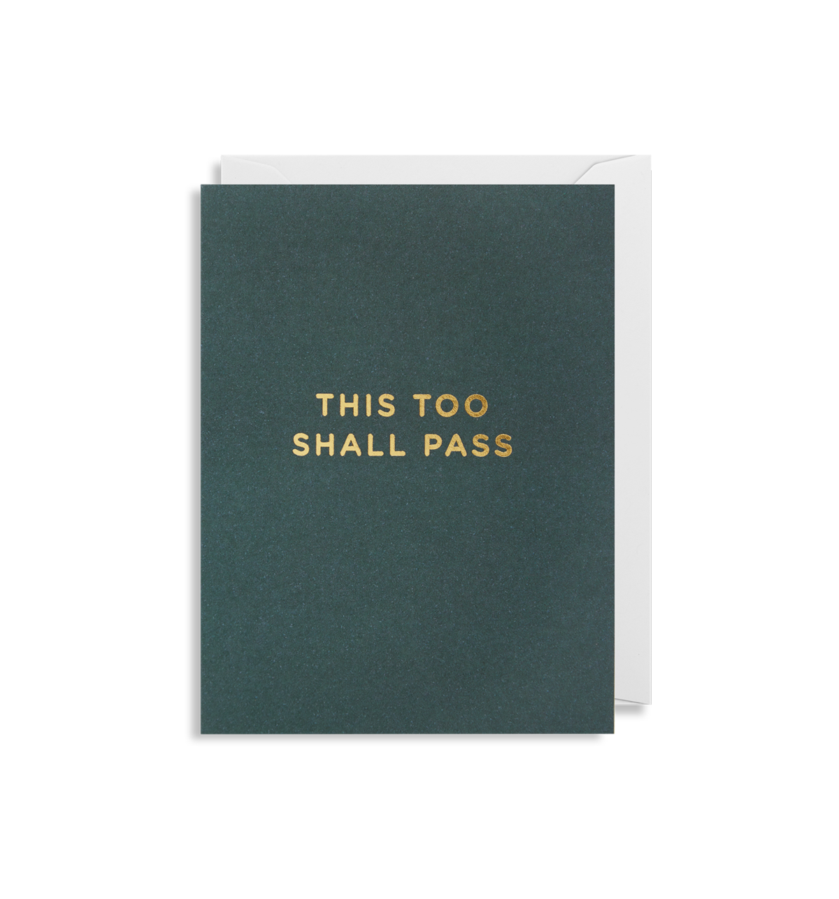 Mini Card - This Too Shall Pass