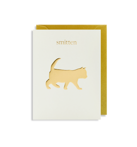 Mini Card - Smitten Kitten
