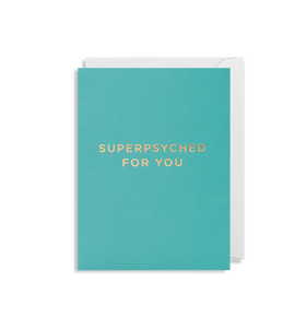Mini Card - Supersyched