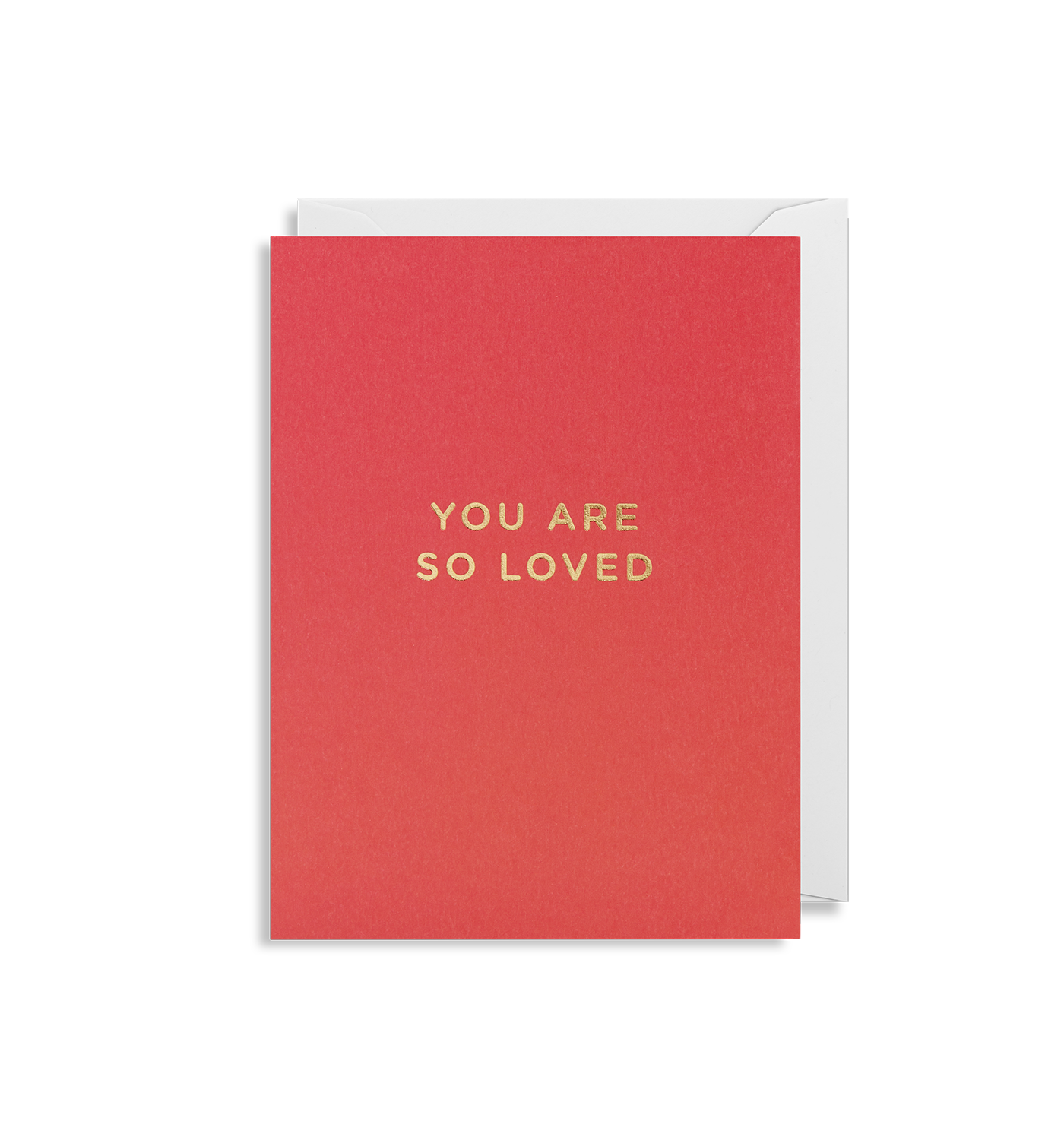 Mini Card - You Are So loved