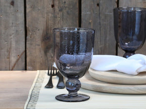 Wineglass - Coal