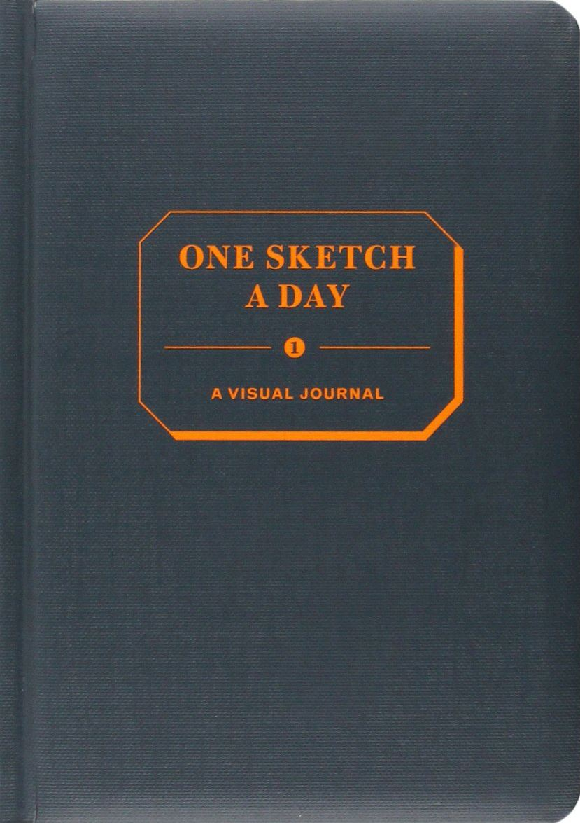 One Sketch A Day: Visual Journey