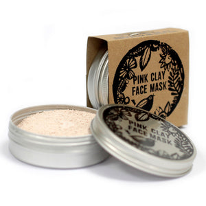 Face Mask - Pink Clay 50g